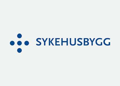 Sykehusbygg logo