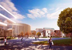 nye Fjellhammar skole og hall