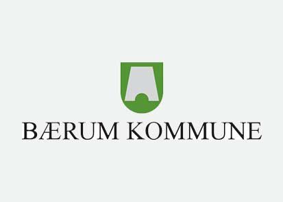 Bærum kommune logo