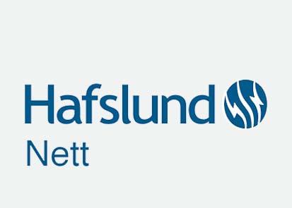Hafslund nett logo