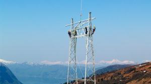 Statsnett høyde strøm