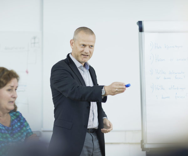 Holte Consulting leverer Prosjektledelse Konsulenter Prosjektrådgivning