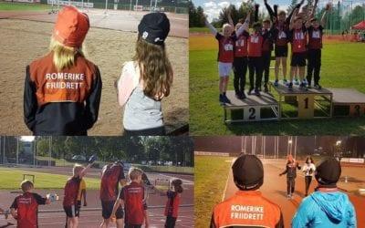 Romerike friidrett